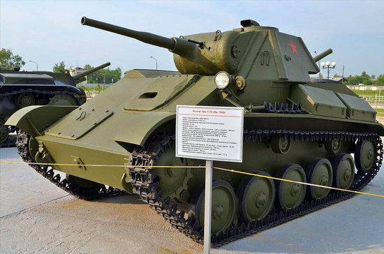 Military vehicles museum, Verkhnaya Pyshma, Russia photo 32
