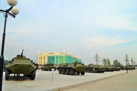 Military vehicles museum, Verkhnaya Pyshma, Russia photo 4