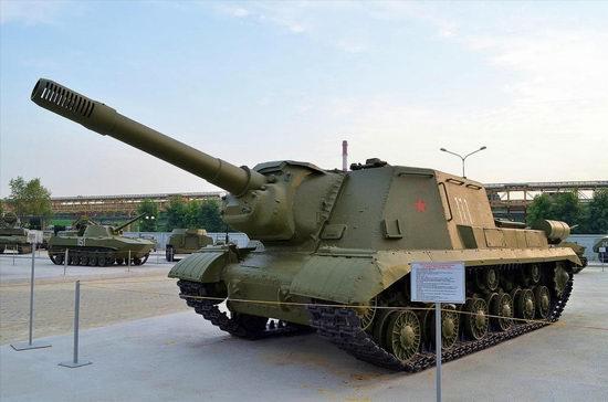 Military vehicles museum, Verkhnaya Pyshma, Russia photo 5