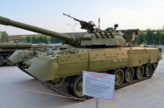 Military vehicles museum, Verkhnaya Pyshma, Russia photo 6