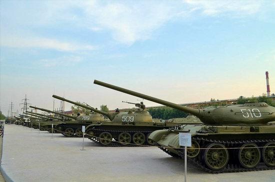 Military vehicles museum, Verkhnaya Pyshma, Russia photo 9