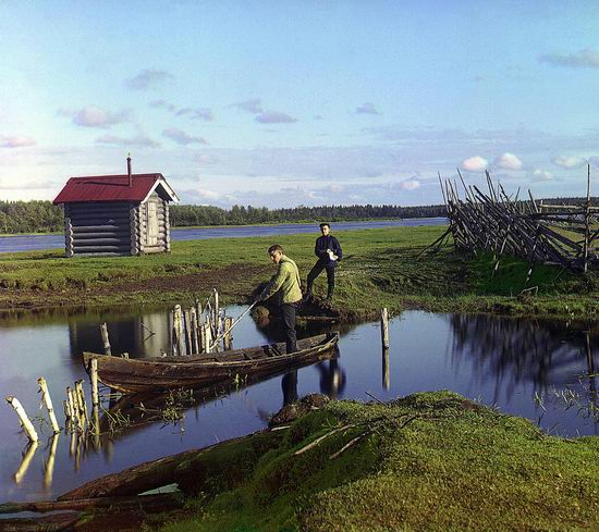Prokudin-Gorsky, the Russian Empire photo 58