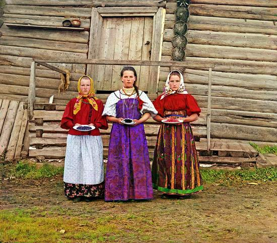 Prokudin-Gorsky, the Russian Empire photo 66