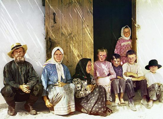 Prokudin-Gorsky, the Russian Empire photo 84