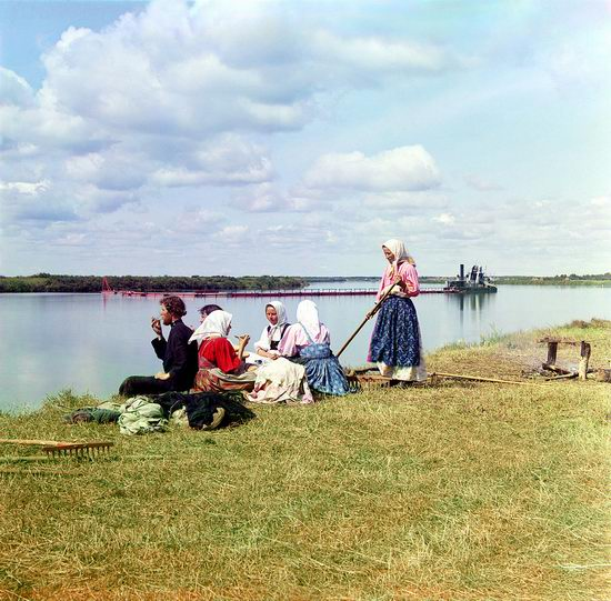 Prokudin-Gorsky, the Russian Empire photo 86