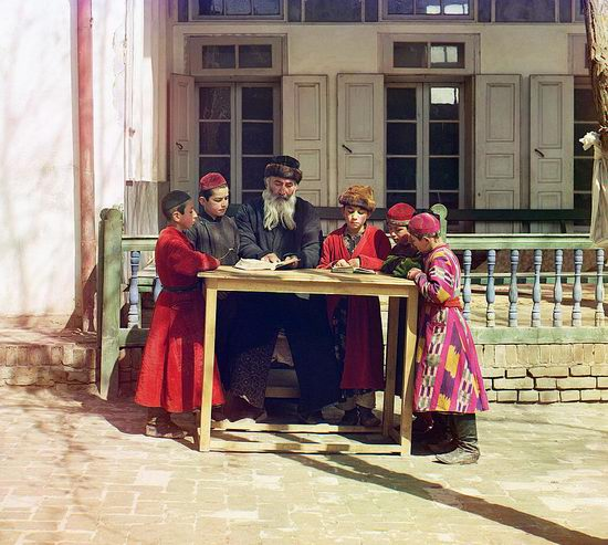 Prokudin-Gorsky, the Russian Empire photo 89