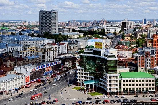 Summer Kazan city, Russia view 13