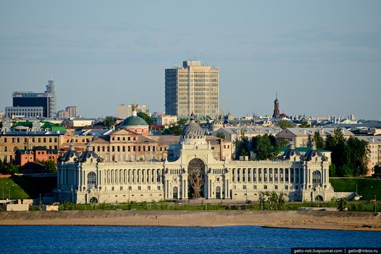 Summer Kazan city, Russia view 18