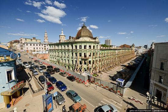 Summer Kazan city, Russia view 20