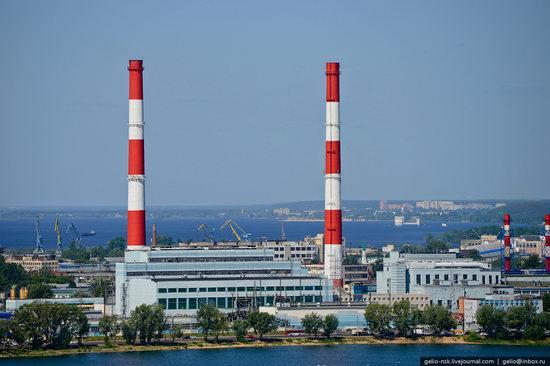 Summer Kazan city, Russia view 21