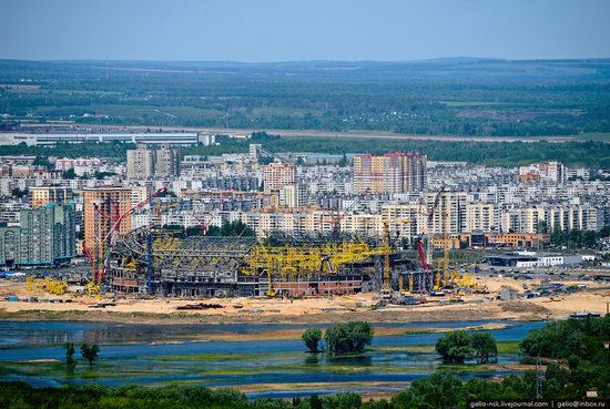 Summer Kazan city, Russia view 24