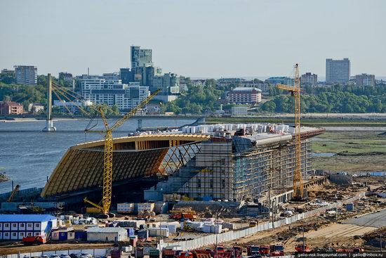 Summer Kazan city, Russia view 26