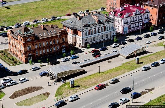 Summer Kazan city, Russia view 27