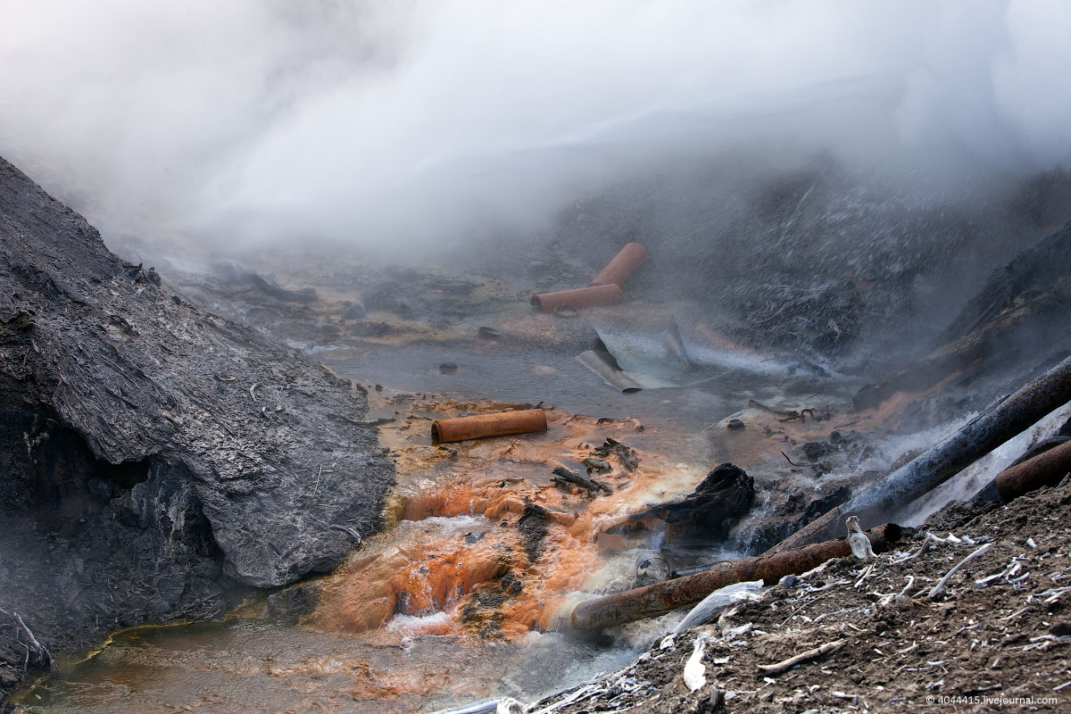 First Geothermal Power Plant Ussr Kamchatka