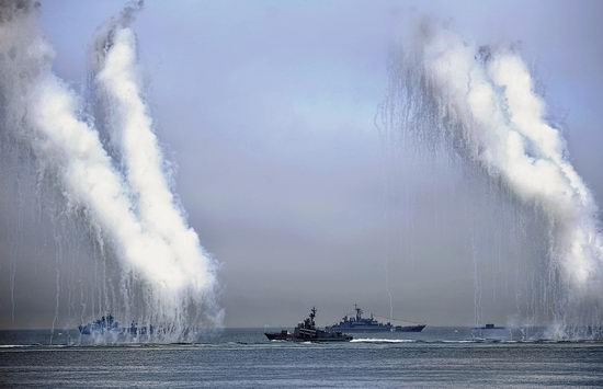 Navy Day celebrations, Vladivostok, Russia photo 14