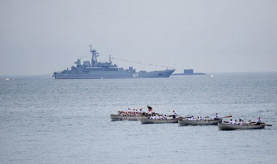 Navy Day celebrations, Vladivostok, Russia photo 16