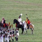 The reconstruction of Borodino Battle