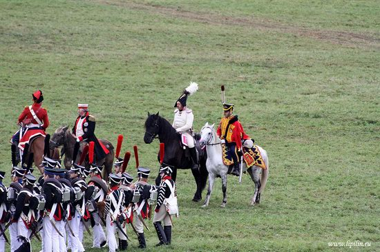 Borodino Battle reconstruction, 2012, Russia photo 1
