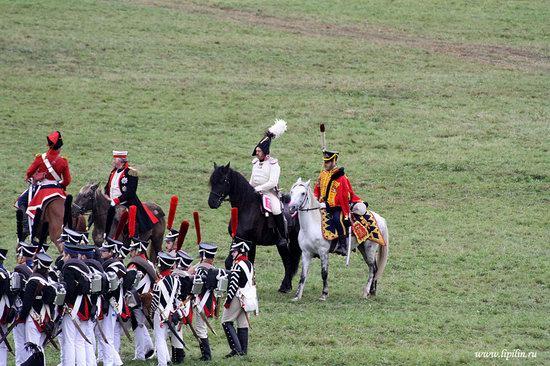 Borodino Battle reconstruction, 2012, Russia photo 1