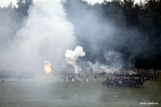 Borodino Battle reconstruction, 2012, Russia photo 10