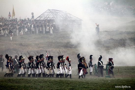 Borodino Battle reconstruction, 2012, Russia photo 12