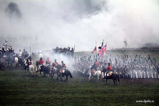 Borodino Battle reconstruction, 2012, Russia photo 13