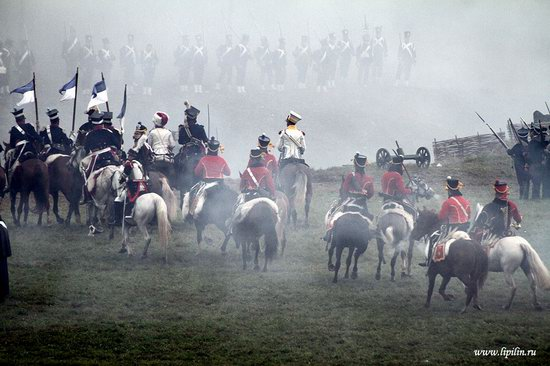 Borodino Battle reconstruction, 2012, Russia photo 14
