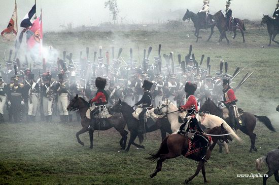 Borodino Battle reconstruction, 2012, Russia photo 15