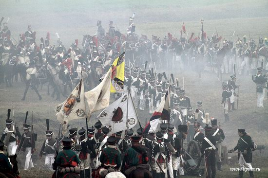 Borodino Battle reconstruction, 2012, Russia photo 16