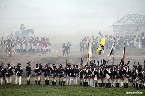 Borodino Battle reconstruction, 2012, Russia photo 18