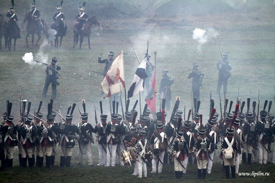 Borodino Battle reconstruction, 2012, Russia photo 19
