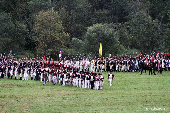 Borodino Battle reconstruction, 2012, Russia photo 2
