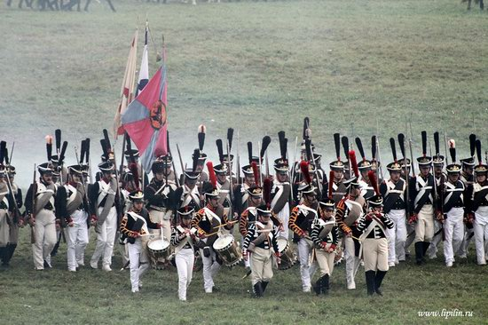 Borodino Battle reconstruction, 2012, Russia photo 20