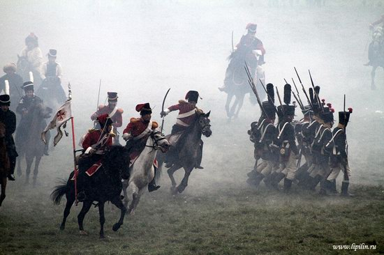 Borodino Battle reconstruction, 2012, Russia photo 21