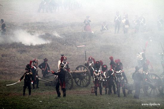 Borodino Battle reconstruction, 2012, Russia photo 22