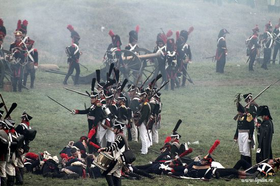 Borodino Battle reconstruction, 2012, Russia photo 24