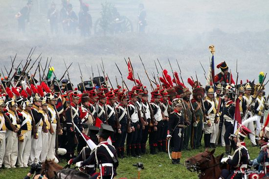 Borodino Battle reconstruction, 2012, Russia photo 26