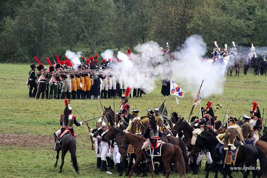 Borodino Battle reconstruction, 2012, Russia photo 27