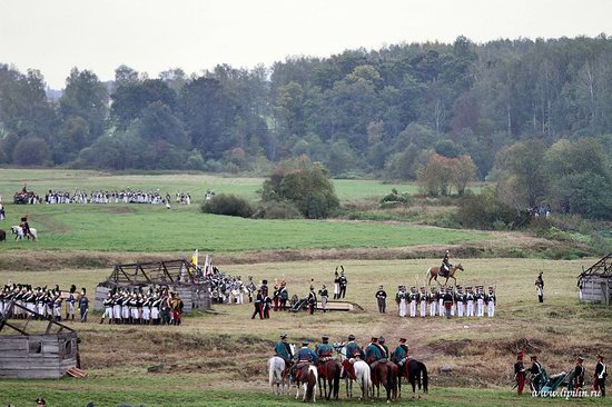 Borodino Battle reconstruction, 2012, Russia photo 3