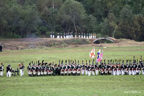 Borodino Battle reconstruction, 2012, Russia photo 4