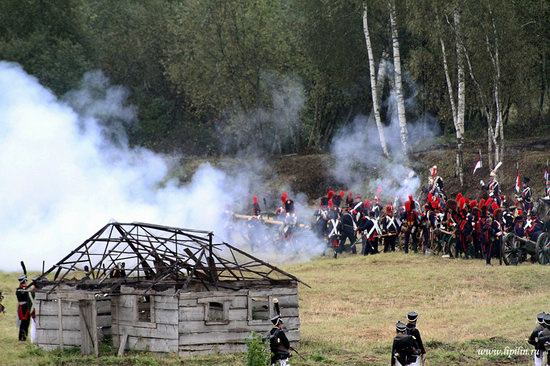 Borodino Battle reconstruction, 2012, Russia photo 5