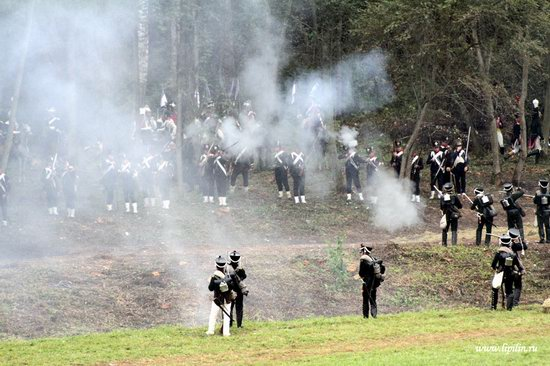 Borodino Battle reconstruction, 2012, Russia photo 6