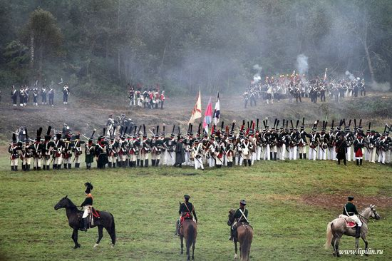 Borodino Battle reconstruction, 2012, Russia photo 7
