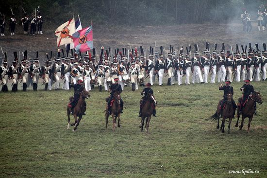Borodino Battle reconstruction, 2012, Russia photo 8