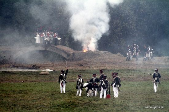 Borodino Battle reconstruction, 2012, Russia photo 9