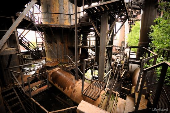 Steel works museum, Nizhny Tagil, Russia photo 13
