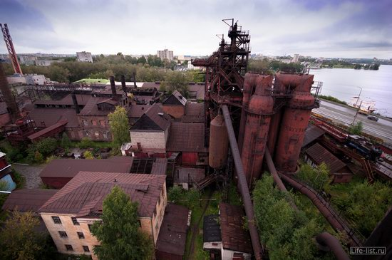 Steel works museum, Nizhny Tagil, Russia photo 16