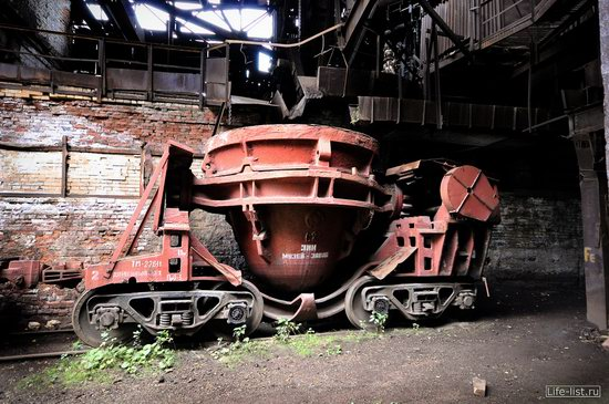 Steel works museum, Nizhny Tagil, Russia photo 19