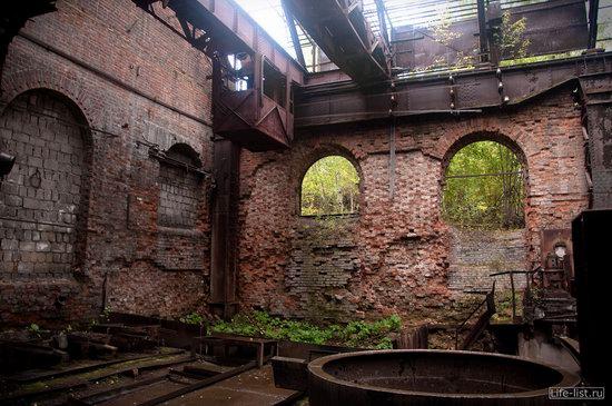 Steel works museum, Nizhny Tagil, Russia photo 2