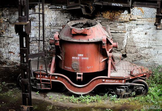 Steel works museum, Nizhny Tagil, Russia photo 22